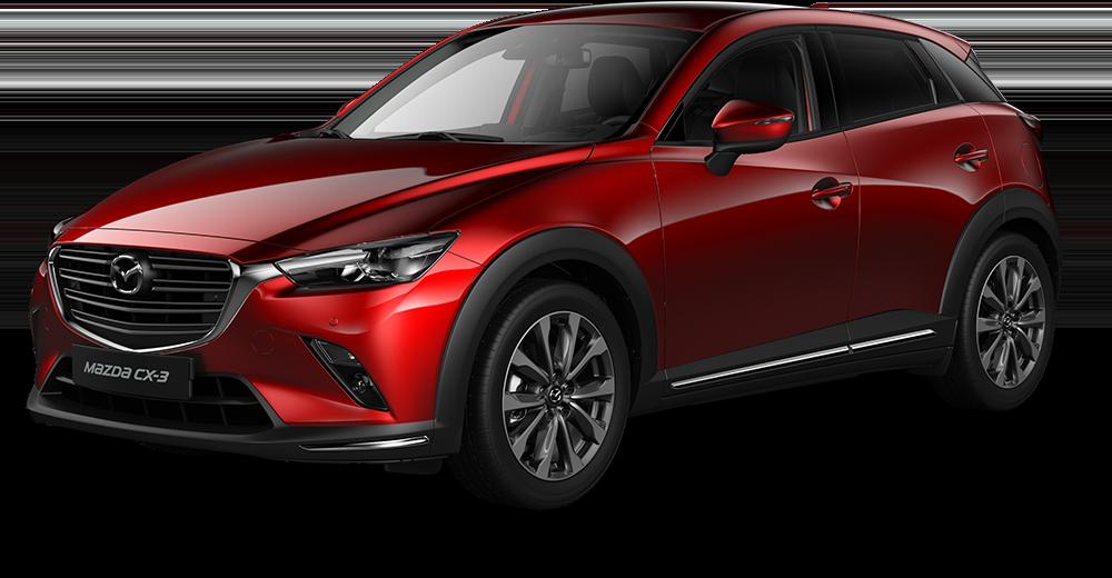 Mazda CX-3 Revolution / Revolution top
